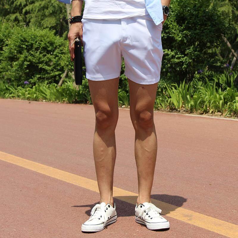 white shorts fashion