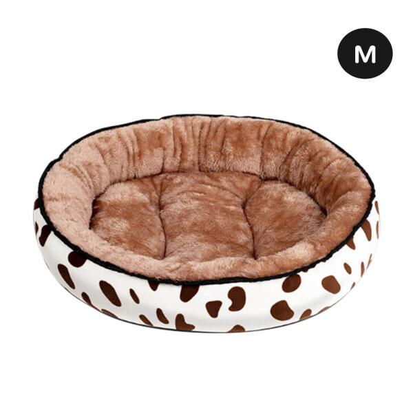 Giường Ngủ Ấm Áp Cũi Thú Cưng Có Thể Giặt Được Mềm Mại Thêm Thoải Mái Đệm Sang Trọng Nonslip Giường Dưới Cho Nhà Chó Mèo