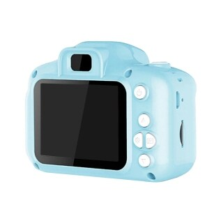 2 Inch HD Screen Chargable Digital Mini Camera Kids Cartoon Cute Camera Toys Outdoor Photography Props for Child Birthday Gift thumbnail