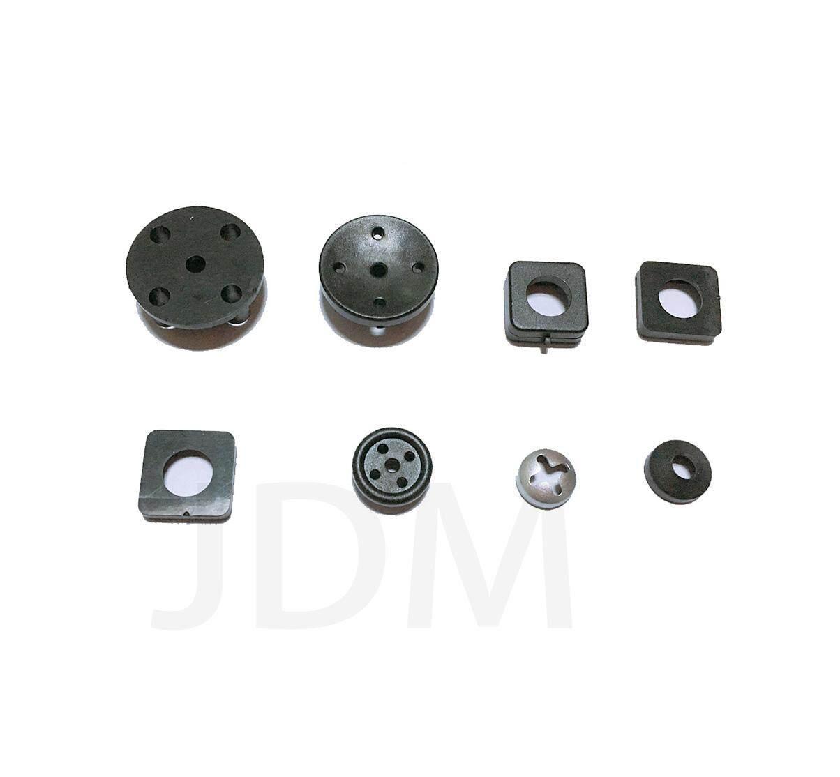 Jdm 8 ปุ่มที่แตกต่างกันสำหรับเลนส์กล้องซ่อนขนาดเล็ก (เฉพาะสำหรับเลนส์มุมแบน).