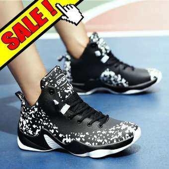 YEALON รองเท้าบาสเก็ตบอลรองเท้าผ้าใบ Pria กีฬารองเท้าผู้ชายรองเท้า Sepatu กีฬา Pria รองเท้ากีฬากลางแจ้ง Professional Cleats รองเท้าบาสเก็ตบอลรองเท้าผ้าใบคุณภาพสูงรองเท้าผ้าใบแฟชั่นรองเท้าผู้ชายรองเท้าสำหรับชาย-