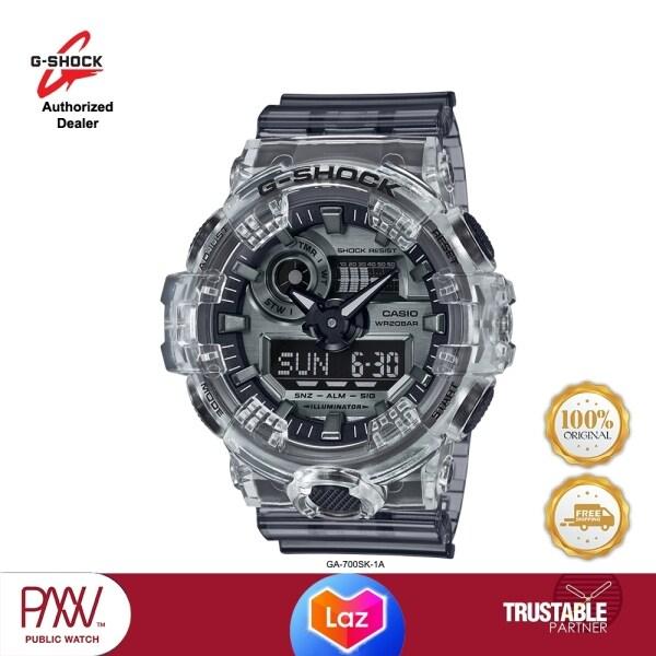 Casio G-Shock GA-700SK Analog-Digital Combination Watches (100% Original & New) Malaysia