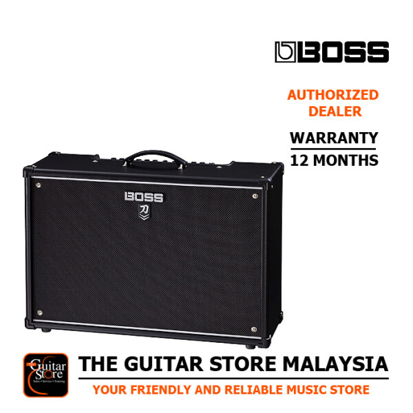 Boss Katana 100 2x12 212 MKII Combo Electric Guitar Amplifier (MK 2) Malaysia