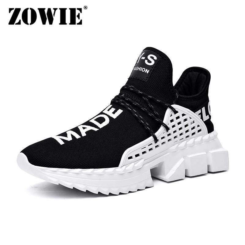 fa6e2e0c0 ZOWIE Casual Shoes Running Shoes Summer New Style Flying Woven Upper Mesh  Super Breathable Woven Lace