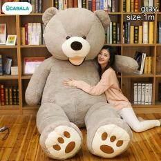 Gấu bông CaBala, tự làm, cho giáng sinh, kích thước 1*2m – INTL