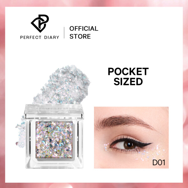 Perfect Diary Collector EyeShadow D Series giá rẻ