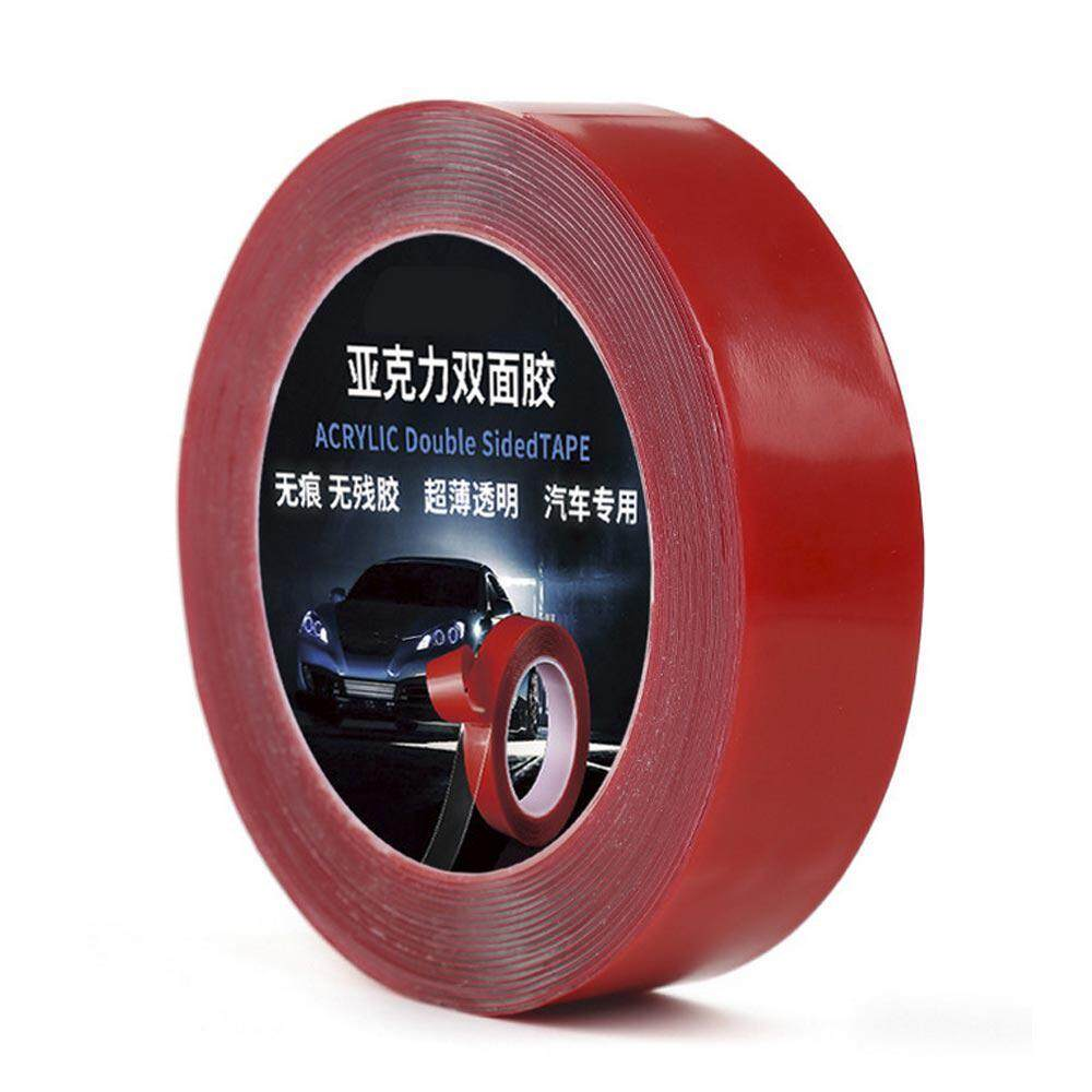 OnLook Double Sided Tape Transparent Acrylic,Waterproof Transparent Acrylic Double Sided Adhesive Tape