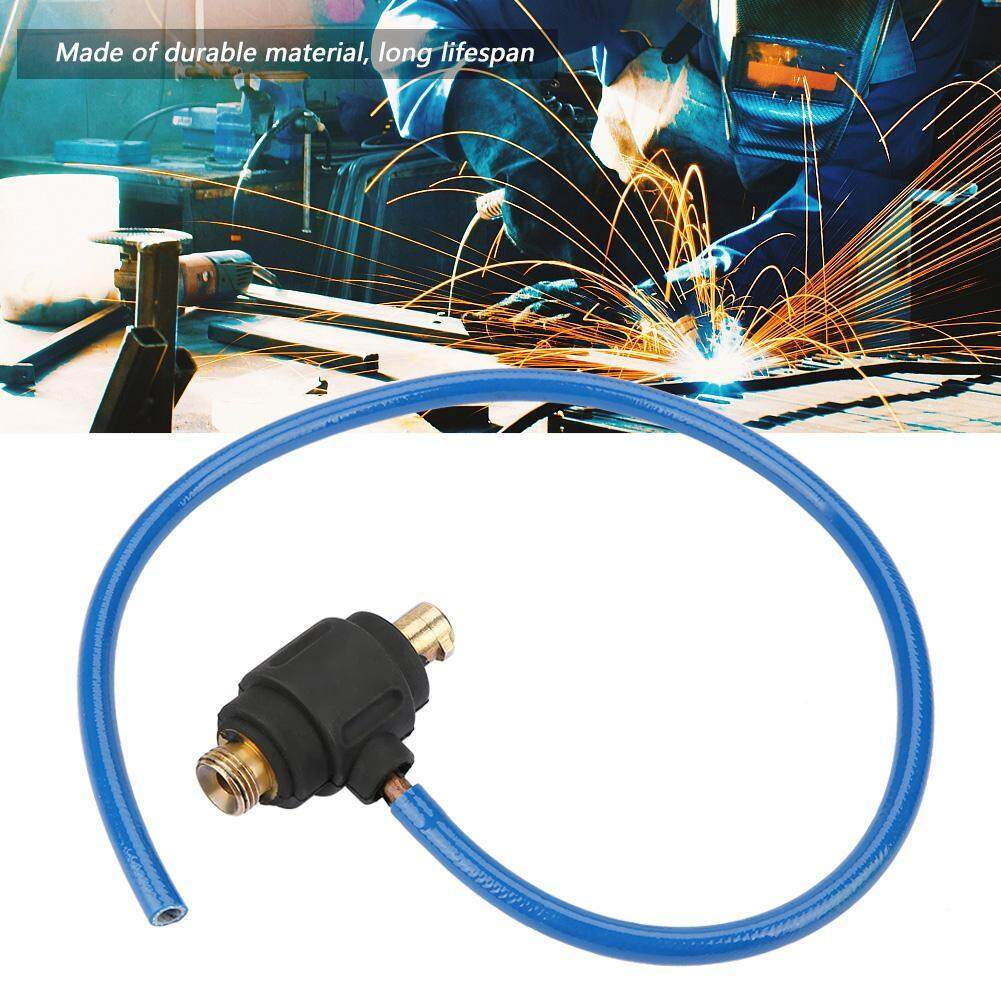 【Made in Italy 】TIG Welding Gas Adapter 35-50 M10 Male Connector for WP 17 18 26 Welding Torch