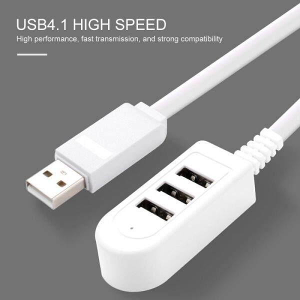 Bảng giá Bộ Chuyển Đổi Sạc 3A Đa Năng USB 3 Cổng Tốc Độ Cao Bộ Chuyển Đổi Dây Nối Dài Nhiều Cổng HUB Hub Đa Cổng Hub Mini Usb Mini-USB 3USB, 0.3M/1.2M Đen/Trắng Phong Vũ