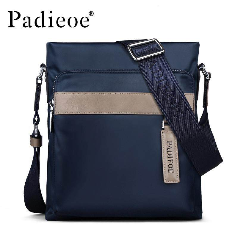 Padieoe 2019 New Men s Fashion Messenger Bag Shoulder Bag Casual Crossbody  Bag Male Zipper Ultra Light 982c80738c