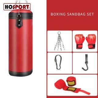 [HOSPORT] Thiết Bị Tập Thể Dục Thể Thao Kickboxing Muay Thái Túi Đấm Rỗng Cốc Trụ Bao Cát Đấm Bốc Giải Tỏa Áp Lực Có Móc Treo Găng Tay thumbnail