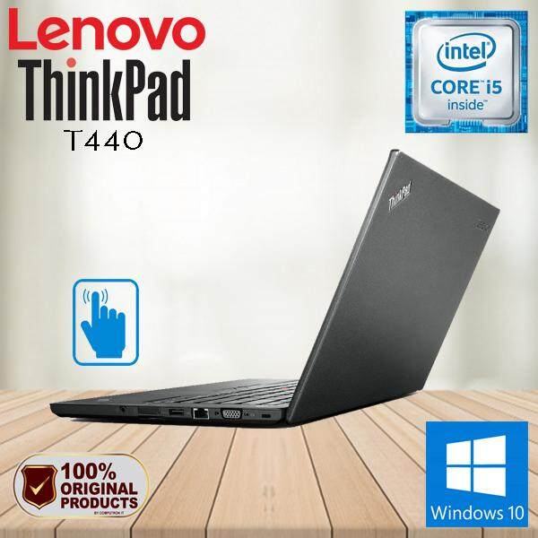 LENOVO THINKPAD T440 ULTRABOOK TOUCHSCREEN - CORE I5 / 8GB / 240GB SSD / WINDOW 10 PRO GENUINE [1 YEAR WARRANTY] Malaysia