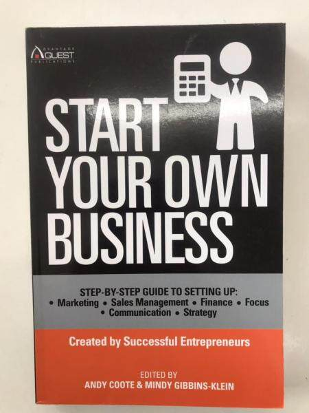 Start Your Own Business (CLEARANCE) Malaysia