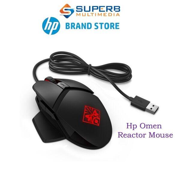 Hp OMEN Reactor Mouse [2VP02AA] Malaysia