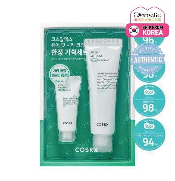 Buy [COSRX] Pure Fit Cica-7 Special SET /Cica CREAM30ml + Mini Cica cream 15ml Singapore