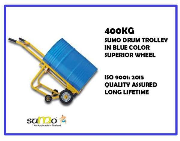 SUMO Multi-Functional Drum Truck Drum Trolley Dollies Drum Carrier Heavy Duty | 1 Year FULL Warranty