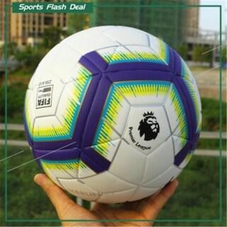 Kích Thước 5 Premier League Chính Thức Trận Đấu Bóng Đá Bola Futsal Bóng Đá Chống Trượt PU Bola Bóng Sepak Bóng Đá Futsal thumbnail