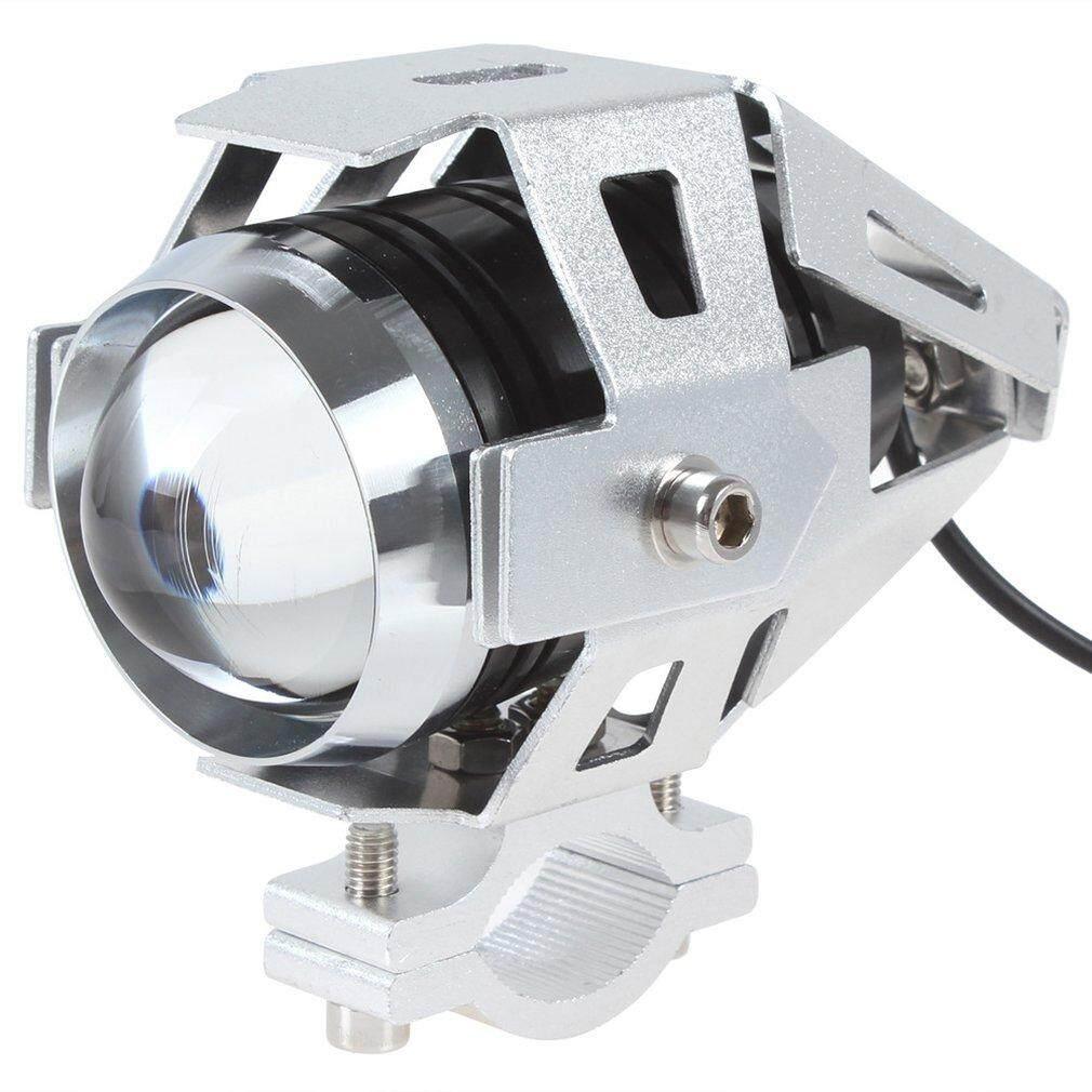 Crazy Deal U5 30 W Tahan Air Lampu Sorot Motor LED Mengemudi Sepeda Motor Headlamp Moto