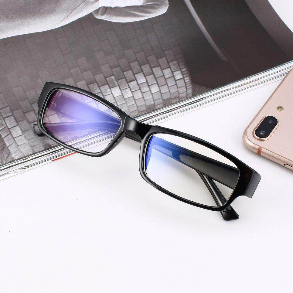 Eyewear Accessories New 1 Pc Men Women Stylish Clear Transparent Plastic Soft Eye Glasses Protector Box Case High Quality Strong Packing Men's Glasses