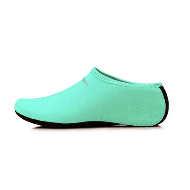 Đàn Ông Phụ Nữ Aqua Skin Giày Bãi Biển Vớ Nước Yoga Tập Thể Dục Hồ Bơi Bơi Trượt Trên Giày Lướt Sóng giá rẻ