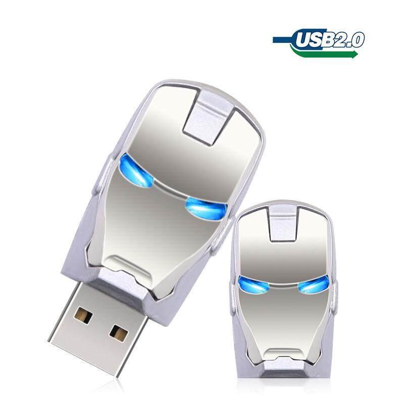 คุณภาพสูงปากกาโลหะไดรฟ์ 512 Gb เพนไดรฟ์โลหะ 512 Gb กุญแจ Usb Light Led Memoria Usb By Xiaa Shop.