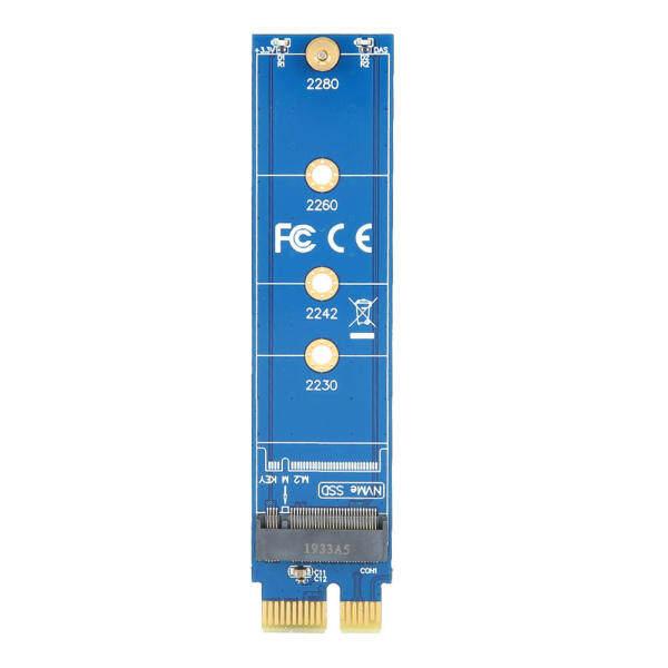 Bảng giá Thẻ Riser Thẻ Bộ Điều Hợp SSD Bền Bỉ PCI-E 1X Máy Tính Chất Lượng Cao Cho Ổ Cứng PCI-E Sang NGFF M.2 Phong Vũ