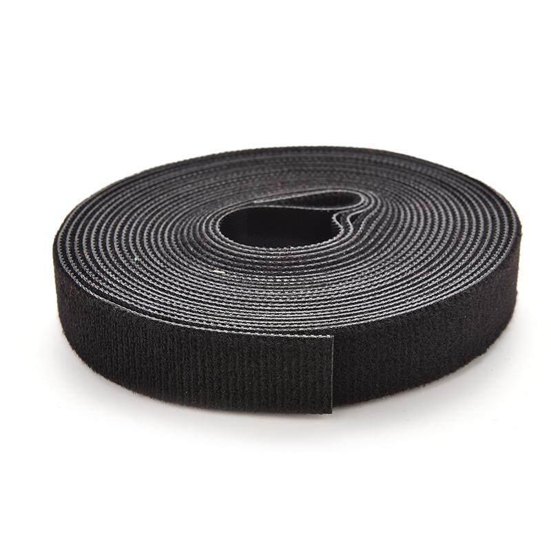 5 Yards Green Self Attaching  Hook /& Loop Tape Fastener 1 Roll 5 yd
