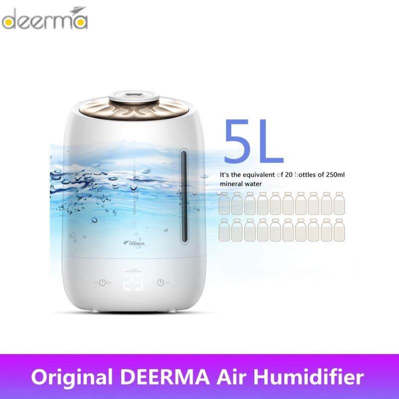 Original Xiao mi DEERMA 5L Large Capacity Household Humidifier Air Purifying Mist Maker Singapore