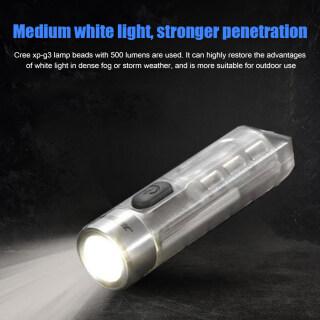 Đèn Pin LED UV XPG3 + RGB + 365nm 1 Đèn Pin Leo Núi Cắm Trại Ngoài Trời Chống Nước Làm Việc Ánh Sáng thumbnail