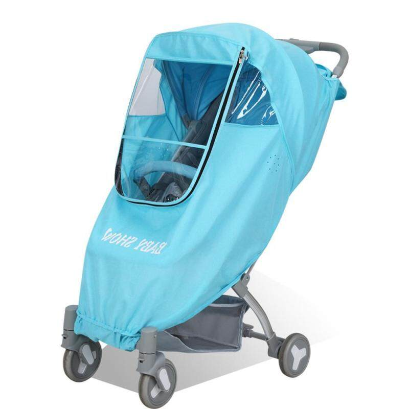 Bumblebaa Universal Full Cover Windproof Waterproof Rainproof Cover For Baby Stroller,Keep Warm Singapore