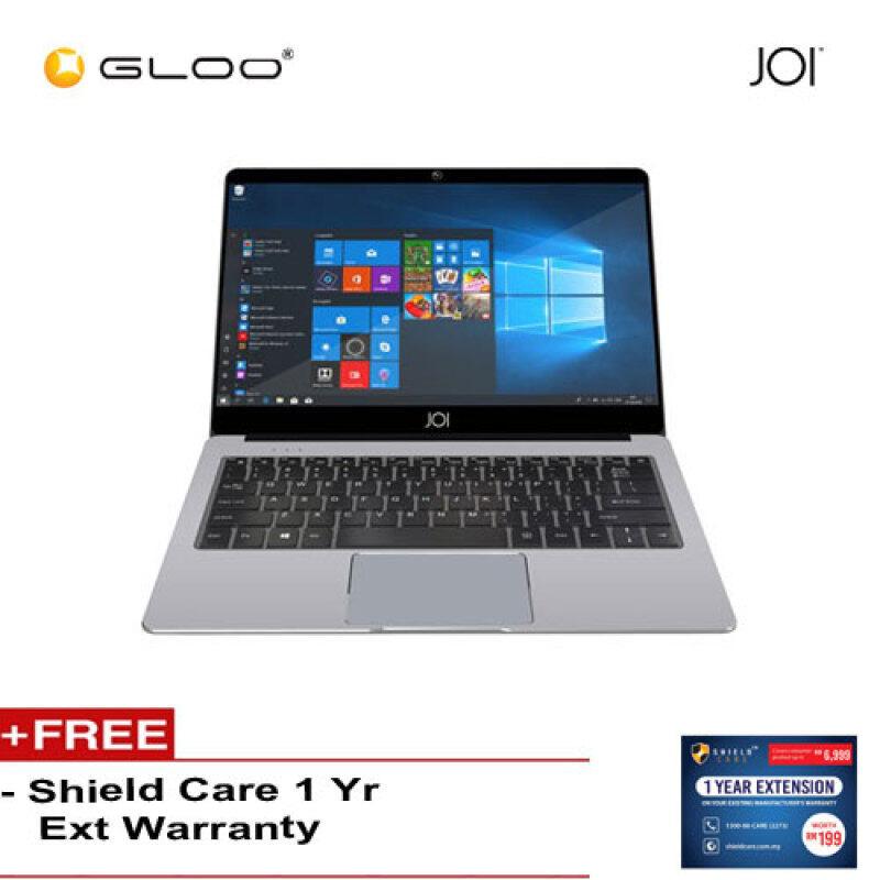 JOI Book 80 - AD-L80SIL/AD-L80GLD Cel N3350, 4+64GB, 12.5 FHD, W10 Home (Free Shieldcare 1 Yr Extended Warranty) Malaysia