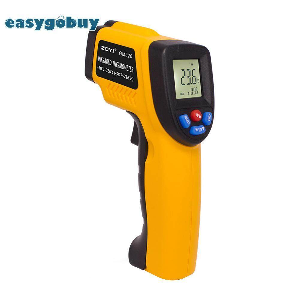 [easygoingbuy]Digital GM320 Infrared Thermometer Non Contact IR Laser Point Pyrometer
