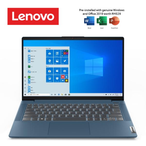 Lenovo IdeaPad 5 14ITL05 82FE00D7MJ 14 FHD Laptop Abyss Blue ( I5-1135G7, 8GB, 512GB SSD, MX450 2GB, W10, HS ) Malaysia
