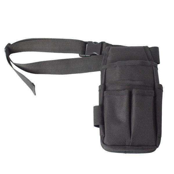 SilyNew Tool Pouch Electrician Pouch Tool Bag Waist Pack Storage Bag Pocket Hardware Tool Kit Heavy Duty