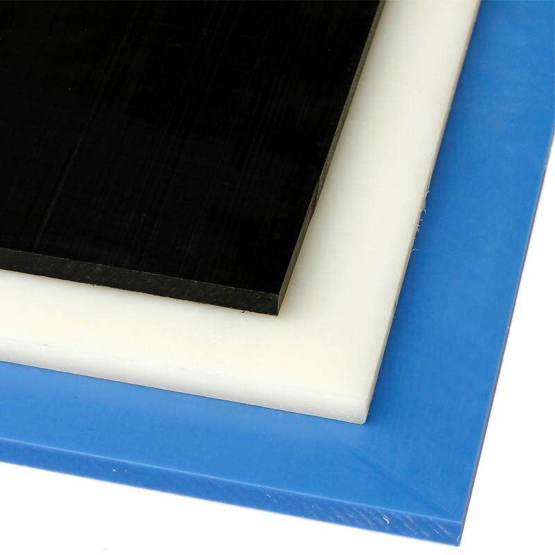 Nylon Plate Sheet Blue 5mm thk x 1m Width x 1m Length