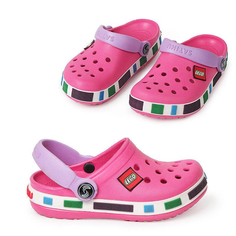 Kids Sandals Boys Croc Kids Slippers