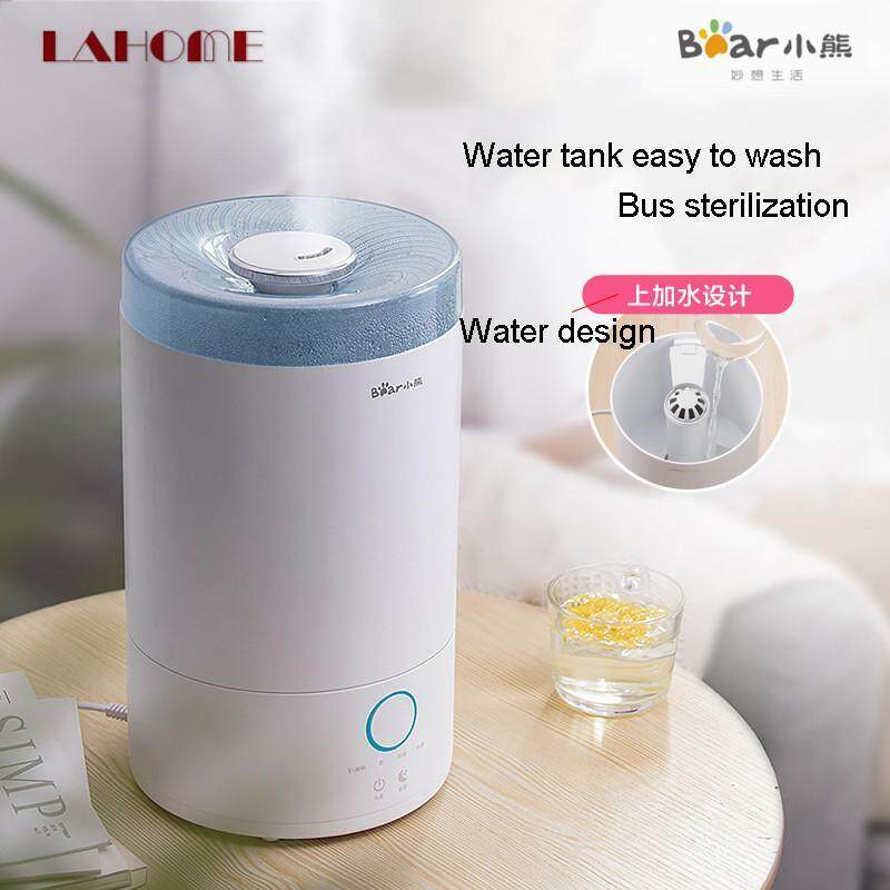 LAHOME Bear JSQ-C40L1 4L Humidifier Home Mute Bedroom Pregnant Woman Baby Large Capacity Air Conditioning 4L Singapore