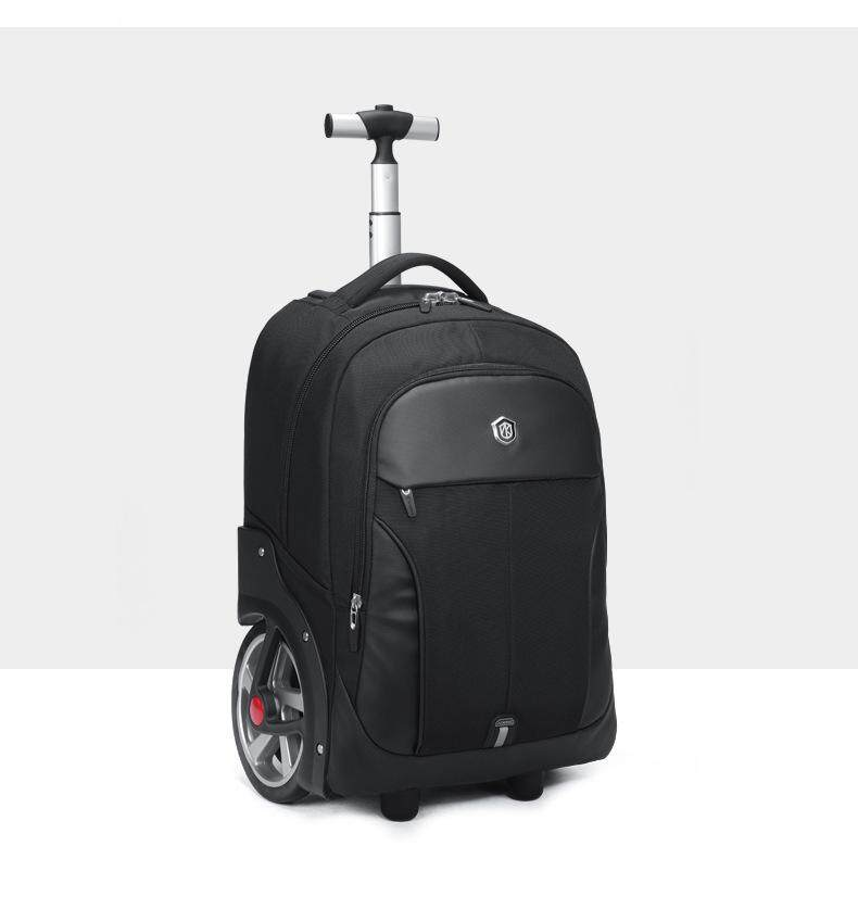 Giá bán Kids School Rolling  Backpack Trolleys Bag 18 Inch