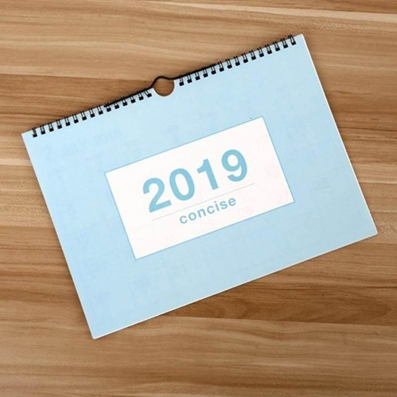 Mua JingJing 2019 Cực Tốt Năm Đa Chức Năng Lịch Treo Tường Hàng Tuần Kế Hoạch Hàng Tháng Chương Trình Nghị Sự Lịch Tổ Chức Để Bàn Lịch Lịch Bàn Kế Hoạch