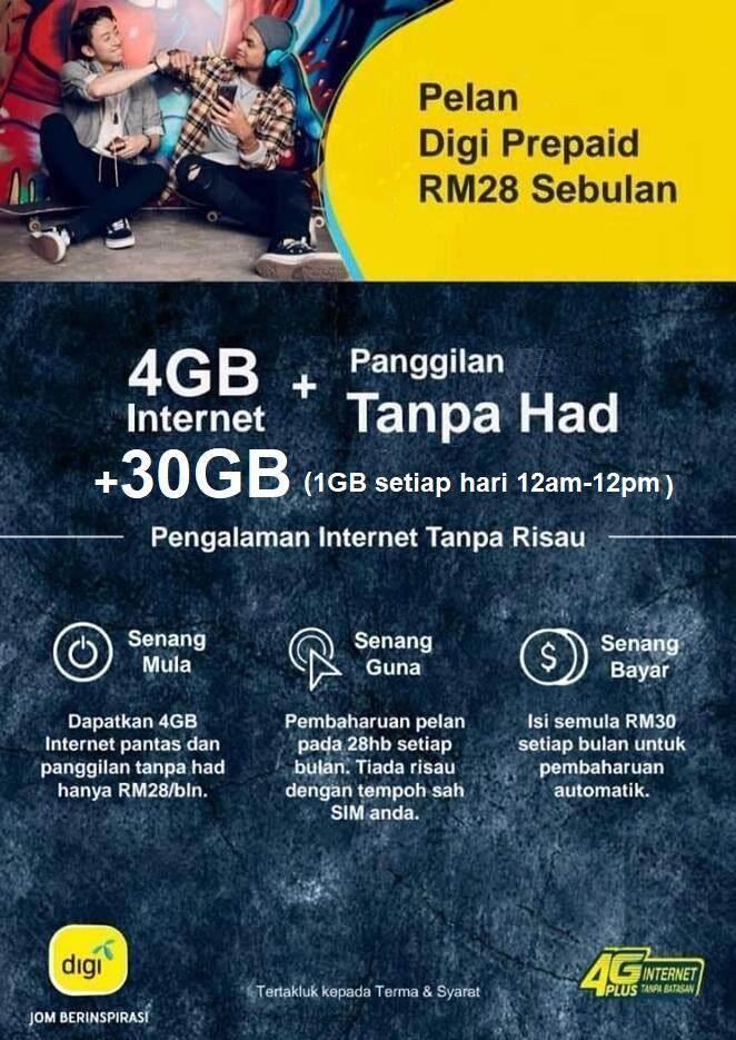 Digi Prepaid Cards price in Malaysia - Best Digi Prepaid Cards   Lazada