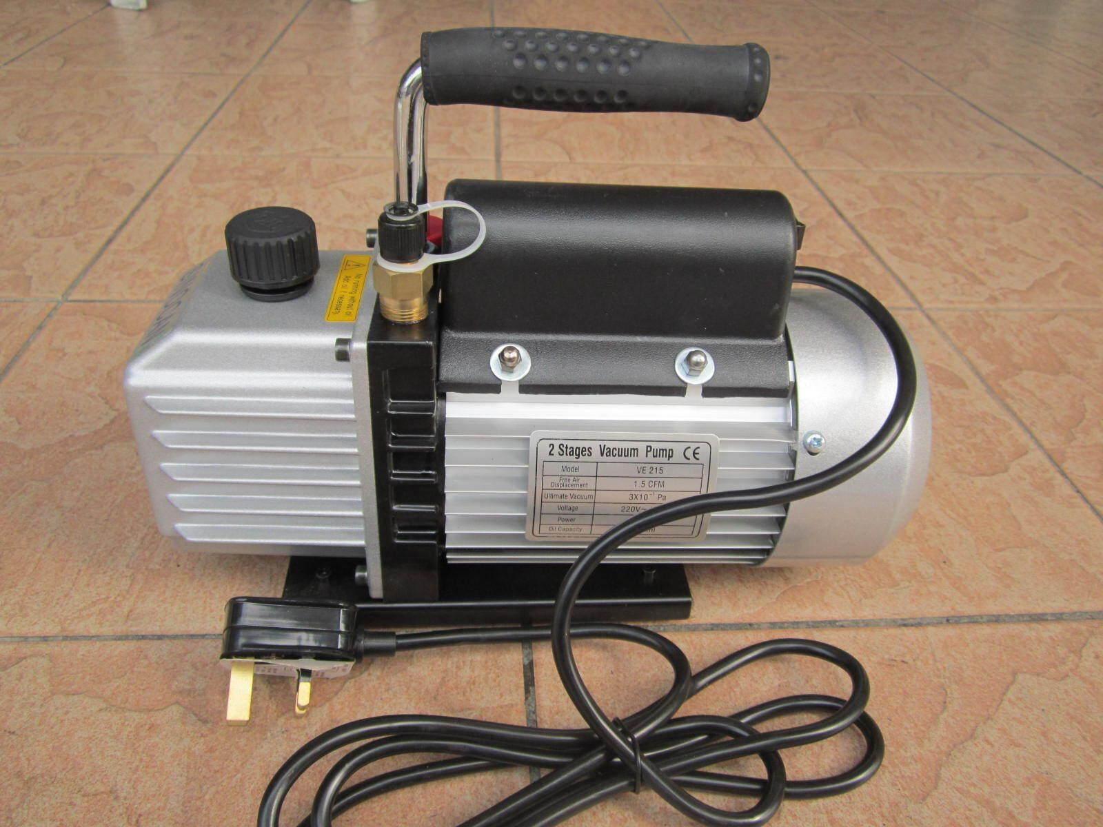 Sinocan VE215 (1.5CFM) Portable 2-Stage Vacuum Pump