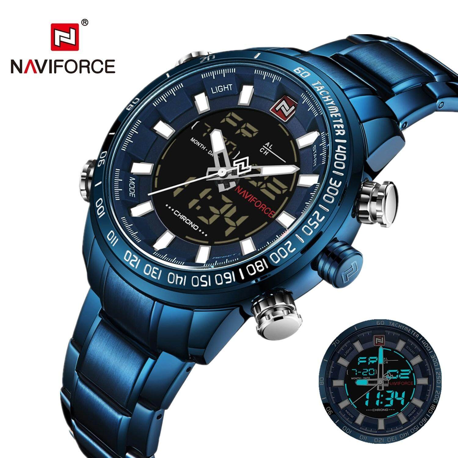 fe28f44e0bb NAVIFORCE Watches price in Malaysia - Best NAVIFORCE Watches
