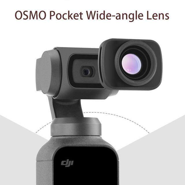 North Star Mini Portable Wide-angle Camera Lens for DJI OSMO Pocket Handheld Gimbal Magnetic Wide Angel Camera Lens Accessories