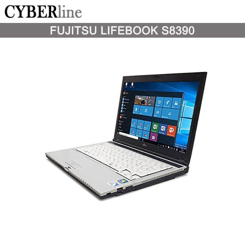 Fujitsu Lifebook S8390 intel celeron 2GB RAM 160GB HDD Laptop (Refurbished) Malaysia