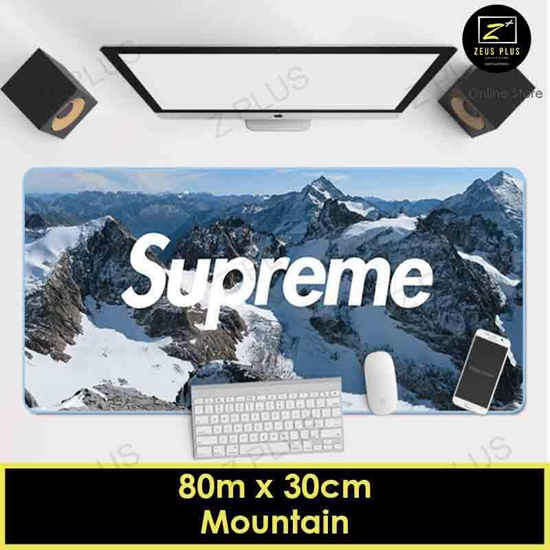 Z PLUS Large Gaming Thicken Desktop Keyboard Mouse Pad Laptop Accessory(Mountain) Malaysia