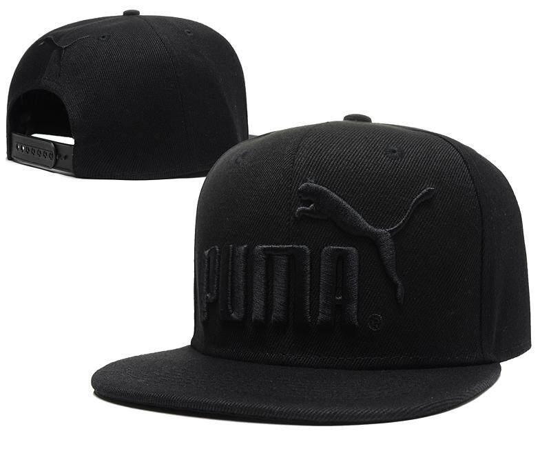 PUM 2019 new unisex baseball cap embroidery adjustable casual hat cotton visor