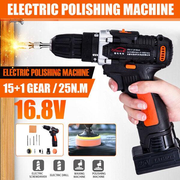 Car Polisher Grinder 0-1400r/min Car Paint Care Tool Electric Polishing Machine