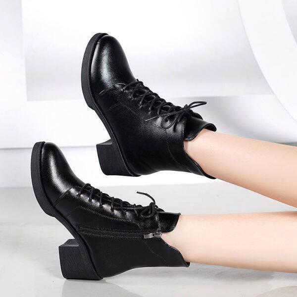 Giá bán Giày Nữ Mùa Đông Bằng Nhung, Đế Mềm, Chống Trượt, Đế Dày, Đế Dày