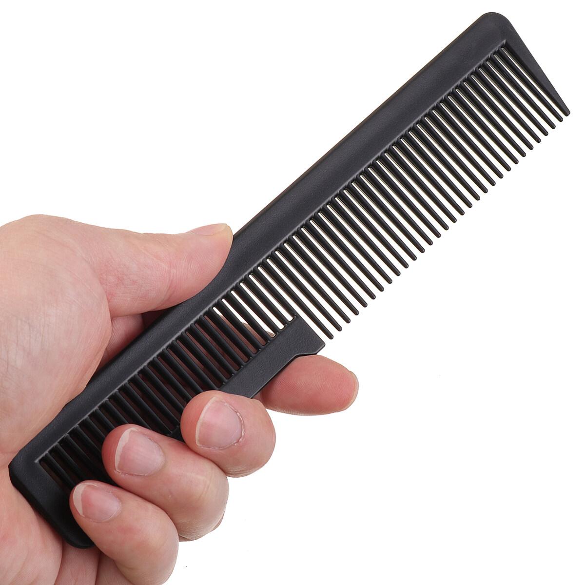 1 Bộ Làm Tóc Chuyên Nghiệp Nhựa Cắt Tóc Lược Thiết Kế Mới Bền Salon Tóc Cắt Tỉa Lược Làm Tóc Dụng Cụ