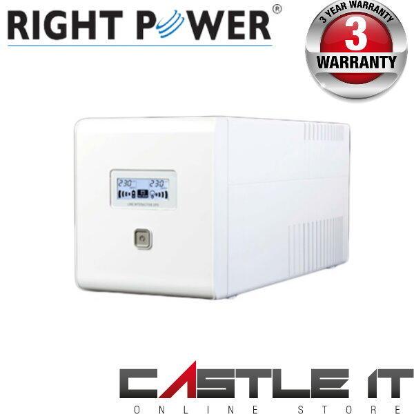 RIGHT POWER POWER BOX X10 UPS 1000VA (PB1000X10)